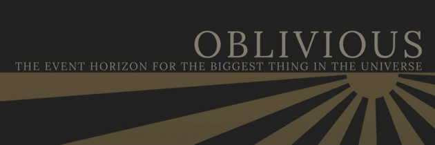 OBLIVIOUS: New Book coming soon